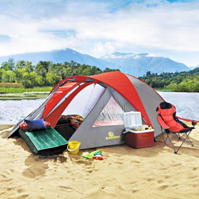 Camping y Deportes
