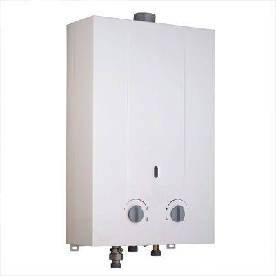 Calentadores y duchas eléctricas