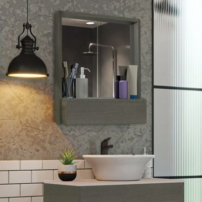 Muebles espejos y gabinetes for Muebles de cocina homecenter