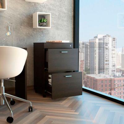 Muebles de oficina y estudio homecenter for Archivadores para oficina