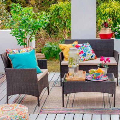 Muebles para tu hogar al mejor precio for Sillones de terraza