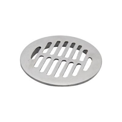 Rejilla 5 aluminio plana