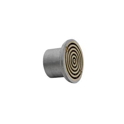 Rejilla tc 3 x 2 aluminio/bronce
