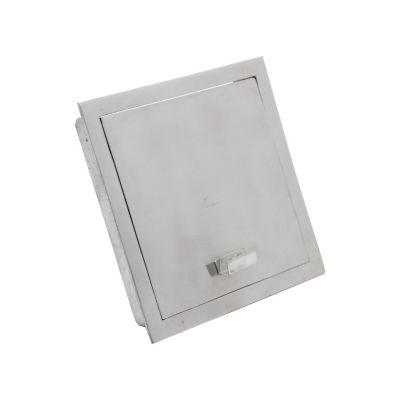 Tapa registro rn 20 x 20 aluminio