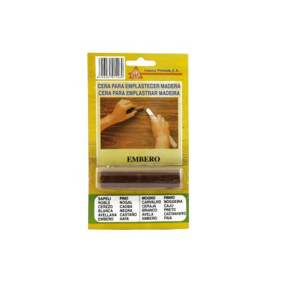 Cera embero para restaurar madera 30 gramos