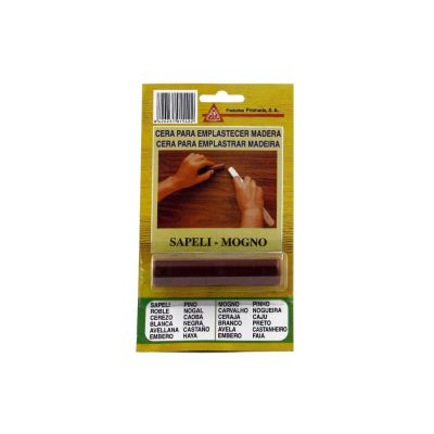 Cera sapeli para restaurar madera 30 gramos