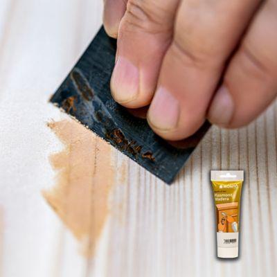 Madera natural en pasta 120 gramos