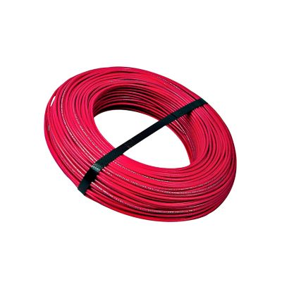 Alambre #12 100 metros rojo Conectores y Cables