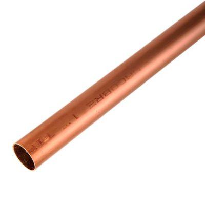 Tubo de Cobre Tipo M 1 Pg x 6m