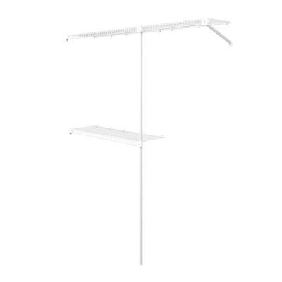 Closet Rejilla Eco Ancho Hasta 1.6x2x0.3 Metros Blanco