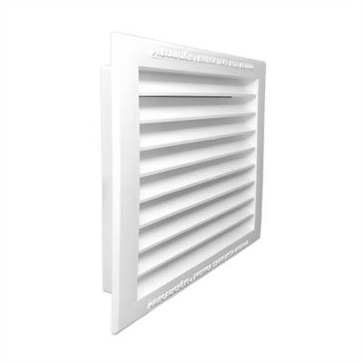 Rejilla 25 x 25 ventilación gas persiana