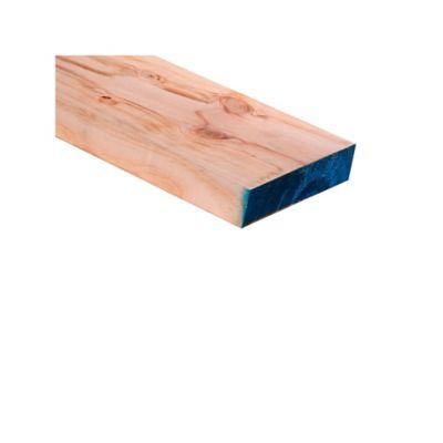 Madera Pino 1-1/2x6pg 3.962 Cepillado 3.3x14cm