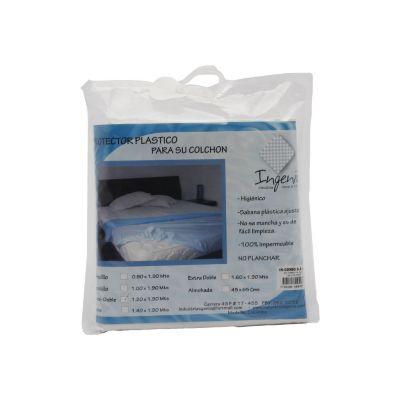 Forro para colchón impermeable sencillo