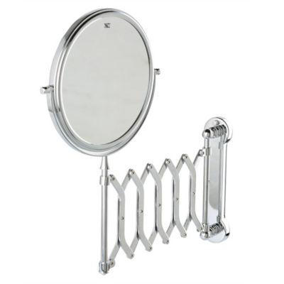 Espejo extensible cromado