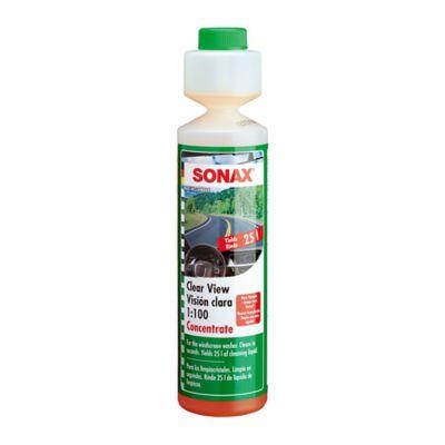 Lavaparabrisa concentrado 1:100 250 ml