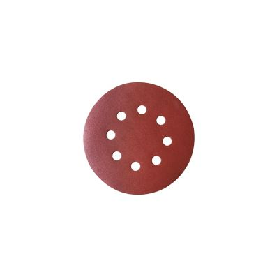 Set 5 Discos Velcro Surtido 5 Pulgadas 8Huecos  Ref DW4307