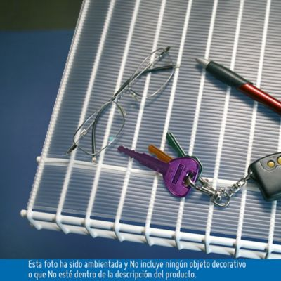 Rollo Protector Cajones Plástico 30x300 cm Transparente