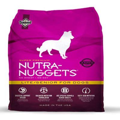 Nuggets Lite Senior X 15 Kilos