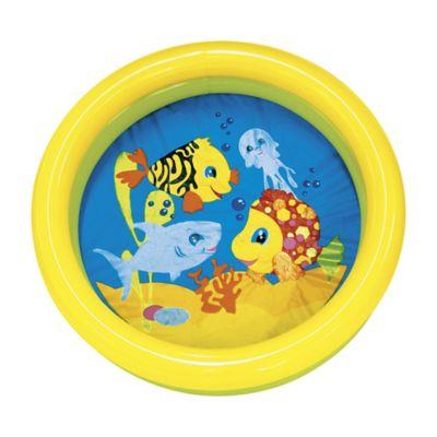 Piscina Para Niños De 2 Anillos 61 x 15 cm