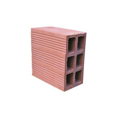 1/2 bloque #4 estándar 10 x 20 x 15 cm 31u/m2