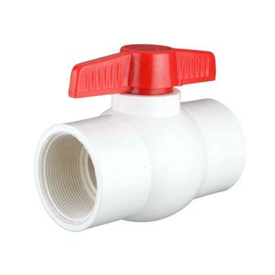 Valvula PVC 2-pulg Roscada 235Psi