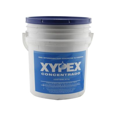 Impermeabilizante Xypex Concentrado Gris 25kg