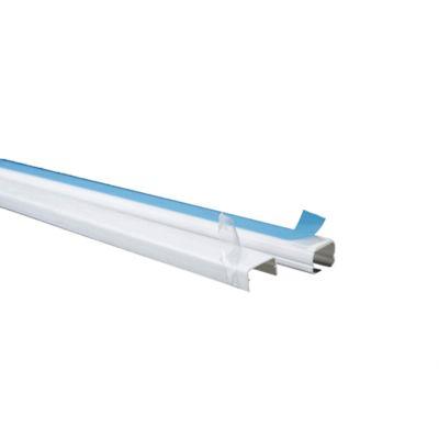 Canaleta de Superficie Dexson, Blanca, 20x12, con Adhesivo