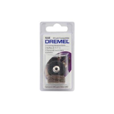 Set Disco Abrasivo Para Pulir EZ-511E 3/8-pulg (9,5mm) x 2und