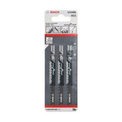 Set 3 hojas madera - aglomerados - fibra corte rápido 6 tpi 2608630568