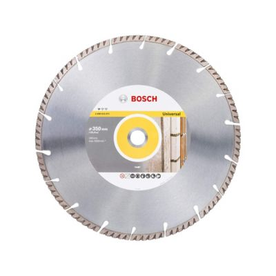 Disco Diamantado Segmentado Universal 14-pulg (350mm) X 10mm