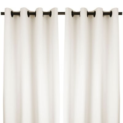 Cortina Blackout Báltica 140x218 cm Blanco