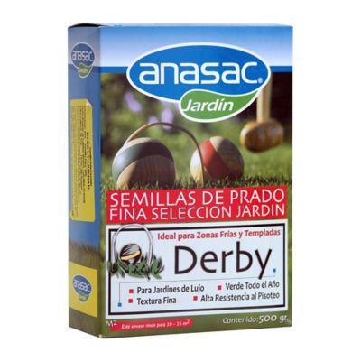 Semilla pasto derby clima frio 500 gramos