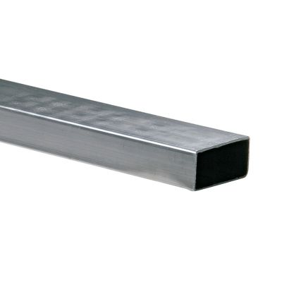 Tubo Rectangular 80 x 40 x 2.5mm C12 x 6m