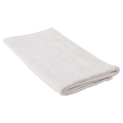 Limpión waffle blanco alta resistencia 50 x 70 cm