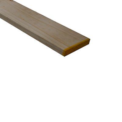 Pino 1x6 Pulg. 3.962M Cepillado 1.9x13.8 cm