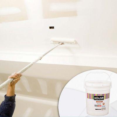 Pintura para Interior Techos y Cielos Blanco 2.5 Galones
