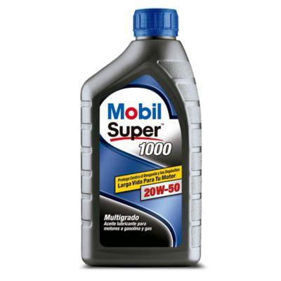 Aceite 20 w 50 1/4 Galón Súper 1000