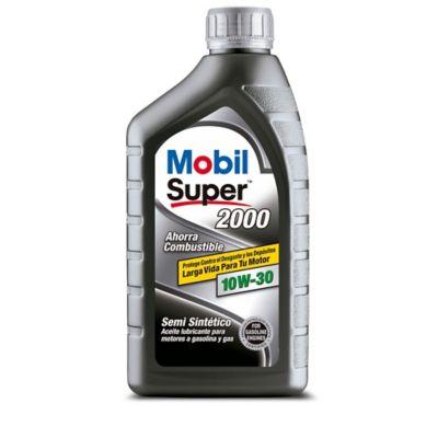 Aceite 10W30 1/4 gl Super 2000