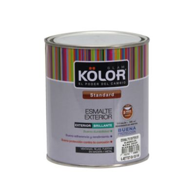 Base deep esmalte exterior 1/4 galón kolor