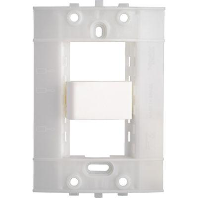 Interruptor Sencillo Decor, 10 A, 250 V, Blanco, sin Placa