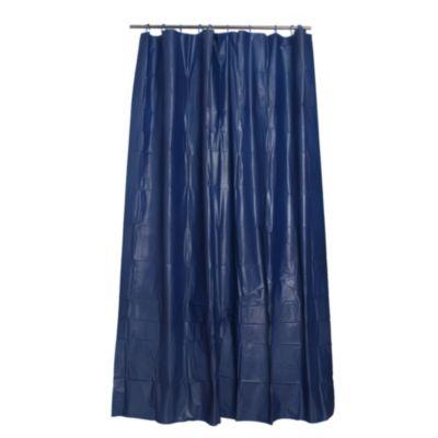 Cortina de baño fondo entero 150 cm x 185 cm 10 ganchos, Home Set