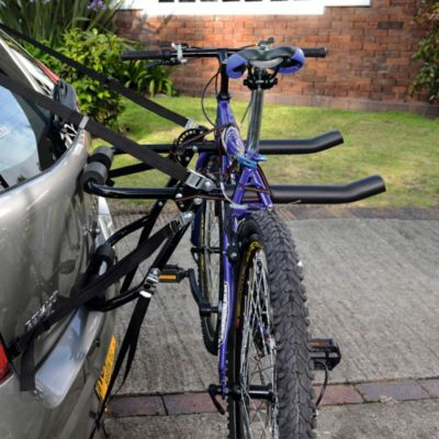Portabicicleta para 2 Bicicletas
