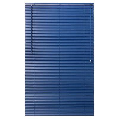 Persiana PVC 120x165 cm Azul Marino