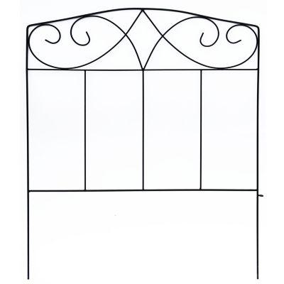 Cerca para jardín ergonómica de 65 x 81,5 cm