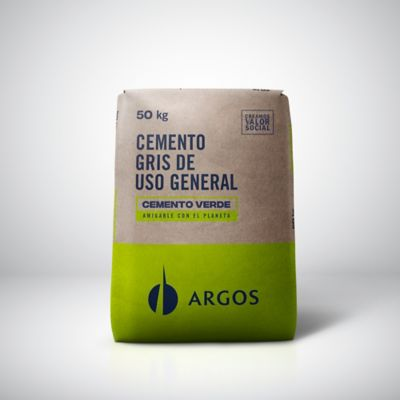Cemento Argos Gris 50kg