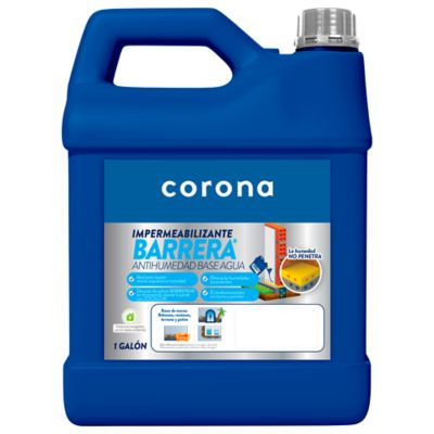 Barrera Antihumedad Base Agua 1gl 3.2kg
