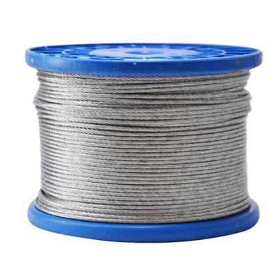 Cable acero galvanizado 3/32 Pulg
