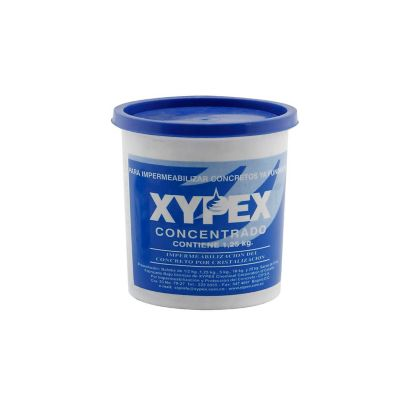 Impermeabilizante Xypex Concentrado Gris 1kg