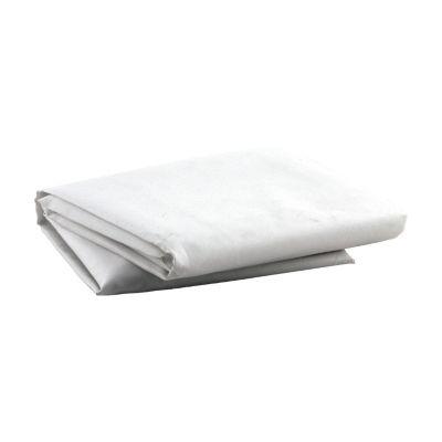 Protector colchón poliéster semidoble 1,2 x 1,9 metros