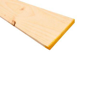 Pino 1x8 Pulg. 3.962M Cepillado 1.9x18.5 cm
